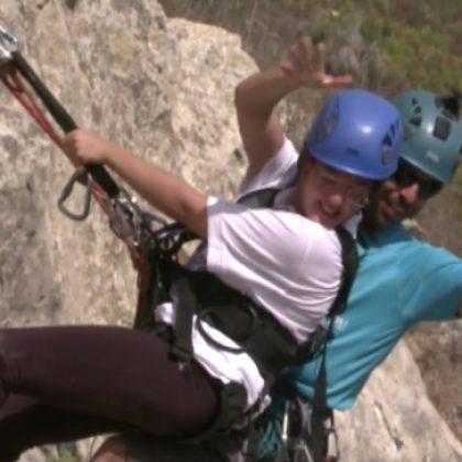 שרי חזיוב – גולשת סנפלינג מקצוענית