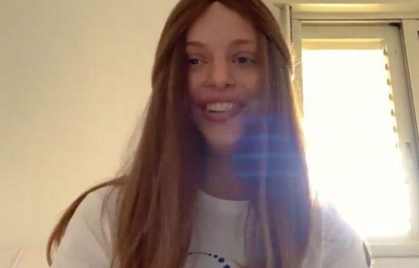 נועה, בת 21, מחלימה מלוקמיה, חולמת על טיול מסביב לעולם