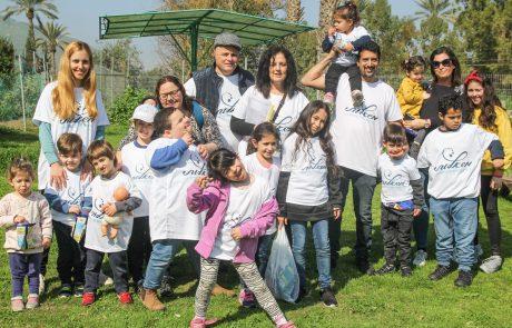 קפיצה לאוסטרליה: מחנה חורף 2019 בגן גורו