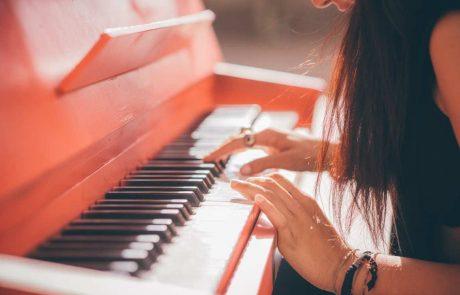 ורד חולמת להיות מוזיקאית ?